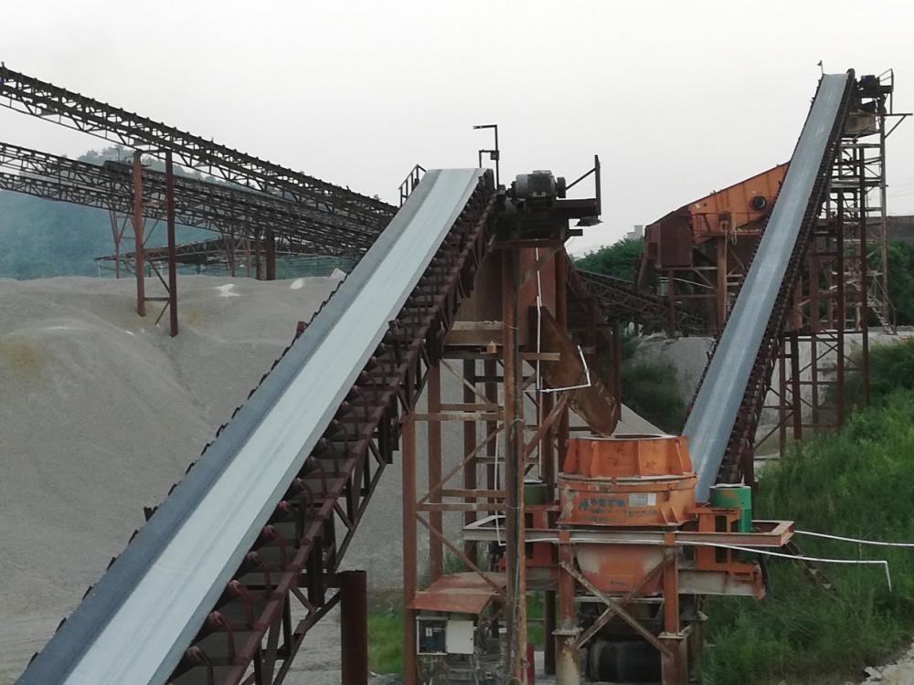 Granite Crushing And Screening Plant Mining Equipment